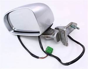 Lh Side View Mirror 98-00 Vw Beetle - Lg9r