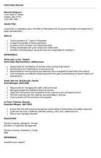 Hotel Sales Manager Resume by Impressive Communication Featuring Networking Skills Hotel Sales Manager Resume Expozzer