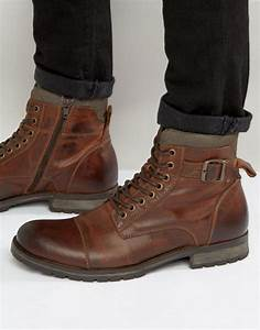 Jack In And Boots BootsKingston Jones Leather IEHW9DY2
