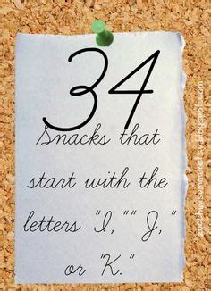 food that starts with the letter i 24 snacks foods that start with n preschool letter of 29341