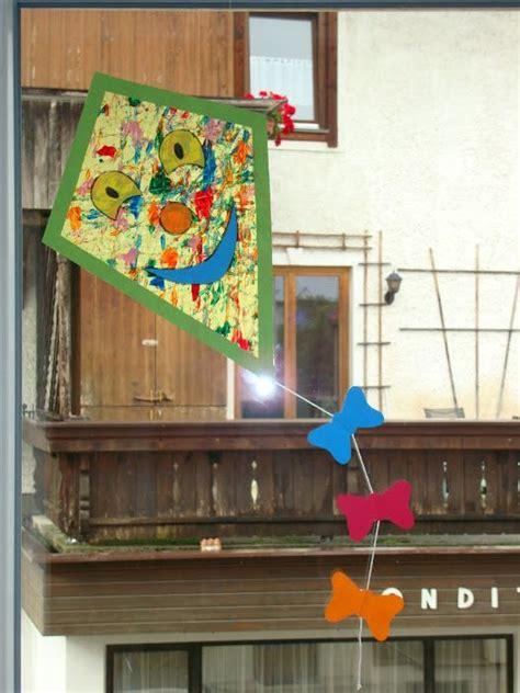 Herbstdeko Basteln Für Fenster Kostenlos by Herbstdeko Teil 3 Drachen F 252 Rs Fenster 187 Das