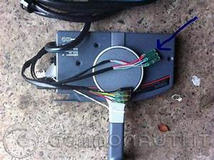 Cablaggio Telecomando  Monoleva Yamaha 703