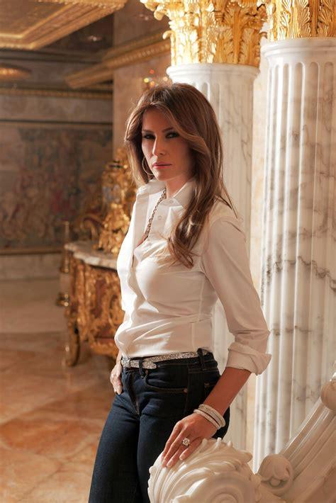 Donald Trump Tower Home Tour ? Melania Trump Interview