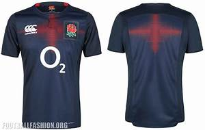 England Rugby 2016/17 Canterbury Away Kit | FOOTBALL ...