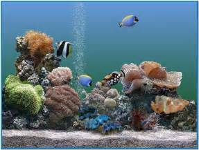 Free Animated Fish Aquarium Screensaver