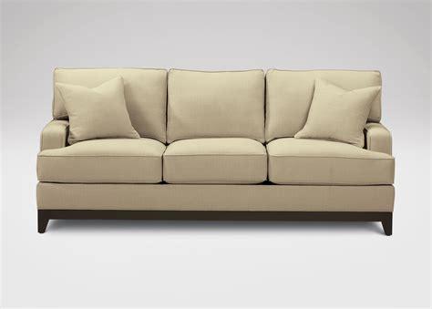 ethan allen sofas on sale arcata sofa cayman bone ethan allen
