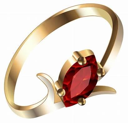 Ring Jewelry Clipart Ruby Diamonds Diamond Transparent