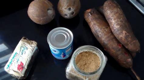 comment cuisiner manioc comment faire un gâteau de manioc frais recette facile
