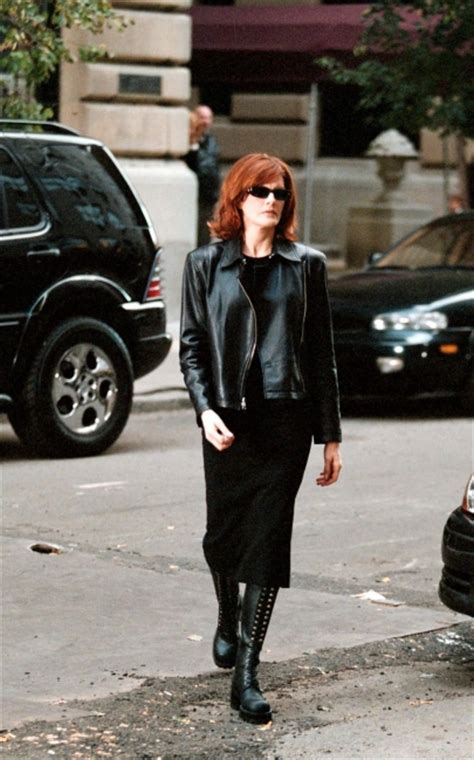 rene russo boots thomas crown in character catherine banning of a kind