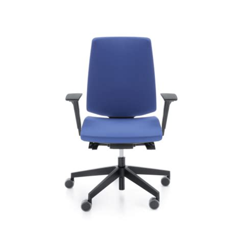 lightup modern design ergonomic office chair with lumbar