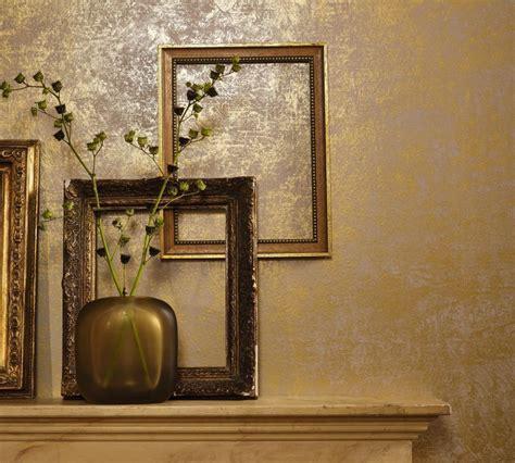 Tapeten Metallic Look by Edel La Veneziana 2 Vliestapete Marburg Tapete Vlies Gold