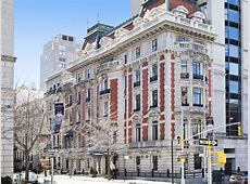 BeauxArts Style New York Grand Mansion On Fifth Avenue