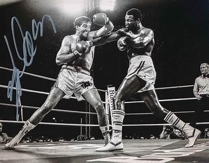Gerry Heavyweight Championship Custom Cooney 1982 Signed