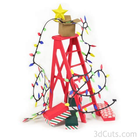 Just log in or sign up to start taking advantage of all the 3d models we have to offer. 3D Christmas Ladder — 3DCuts.com