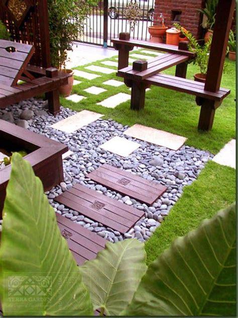 teres garden design 8 best images about desain taman rumah modern minimalis on pinterest