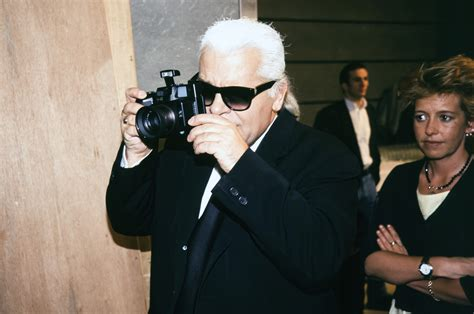 See Two Decades of Karl Lagerfeld's Dreamy Photographic ...