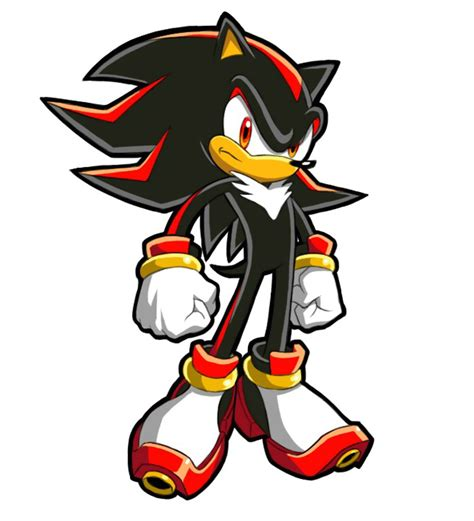 Shadow the Hedgehog Art - Sonic Chronicles: The Dark ...