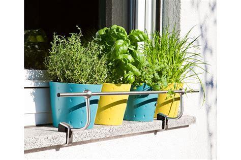 jardiniere cuisine décoration jardinière balcon