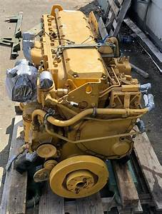 Caterpillar 3116 Turbo Diesel Truck Engine 225 Hp