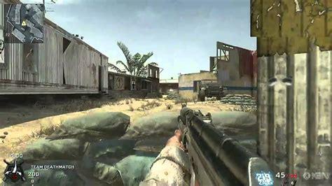 call  duty black ops map walkthrough firing range