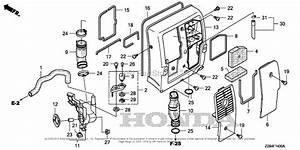 Honda Eu3000i An8 Generator  Jpn  Vin  Eavj