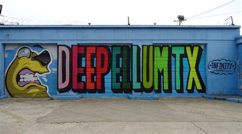 42 murals in deep ellum dallas quiz a go go