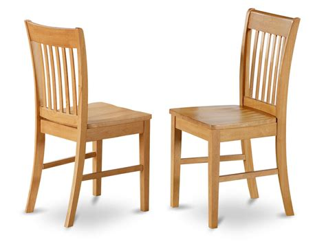 Kitchen Chairs set of 4 norfolk dinette kitchen dining chairs with wood