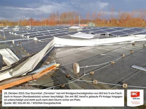 Ceiling Radiation Der Ibc by Sturmerprobt Ibc Aerofix Trotzt Orkantief 252 Ber