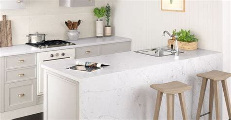 silestone eternal statuariokitchen kitchens  baths
