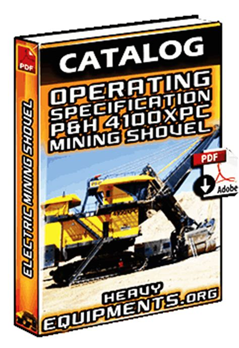 catalogue operating specifications ph xpc electric