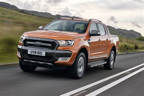 ford bronco ford ranger wildtrack 2016 review by car magazine