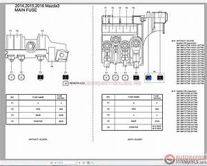 2006 Mazda 3 Electrical Schematic