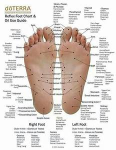 Foot Pressure Point And Oils