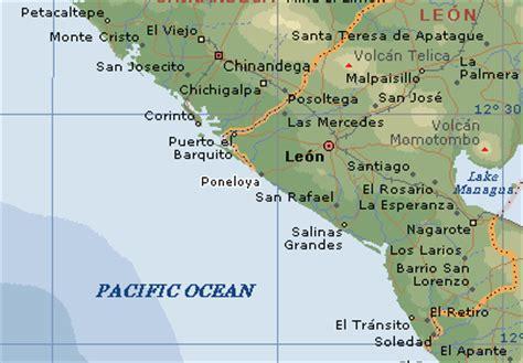 Travel Songs Map - Poneloya, Nicaragua