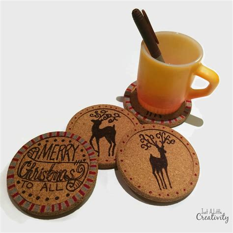 decorative coasters diy decorative coasters allfreekidscrafts