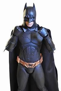 Batman Begins 1/4 Scale Action Figure Batman Christian