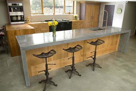 concrete floor kitchen should i have polished concrete floors mad about the house