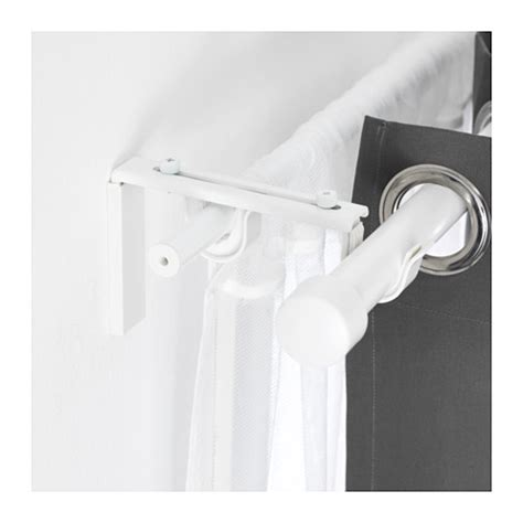 Pole A Rideau Ikea by Betydlig Curtain Rod Holder White Ikea