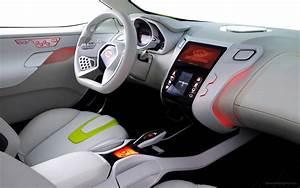 Kia KND 4 Concept Interior Wallpaper HD Car Wallpapers