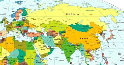 geopolitical realities  eurasia  state