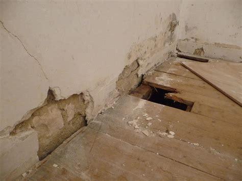 comment reparer un mur