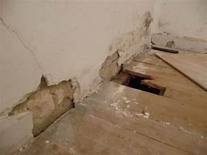 Reboucher Trou Mur Placo : boucher fissure devenue trou mur pl tre pierre ~ Melissatoandfro.com Idées de Décoration