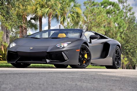 2014 lamborghini aventador lp700 4 roadster for sale 2014 lamborghini aventador lp700 4 roadster lp 700 4 stock 6059 for sale near lake park fl