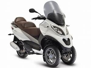 Bmw 3 Roues : scooter 3 roues piaggio mp3 300 ~ Melissatoandfro.com Idées de Décoration