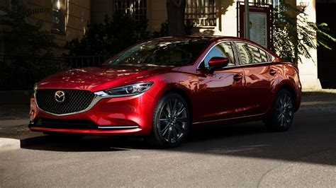 2018 Mazda6 Unveiled With Big Updates, Turbo Engine
