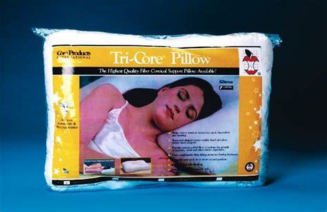 Core Products Tri-core Pillow, Item 200 And 220