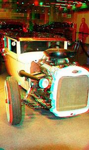 3d, Anaglyph, Glasses, Hot, Rod, Vintage, Cars Wallpapers ...