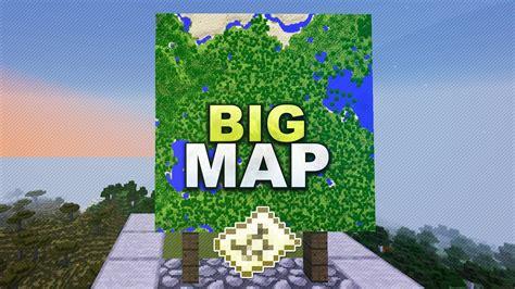minecraft grosse maps erstellen     big map