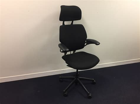 Humanscale Freedom Task Chair Uk by Humanscale Chairs New Used Office Furniture Glasgow