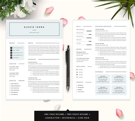 Stand Out Resume Templates Free by Resume Templates That Ll Help You Stand Out From The Crowd Y